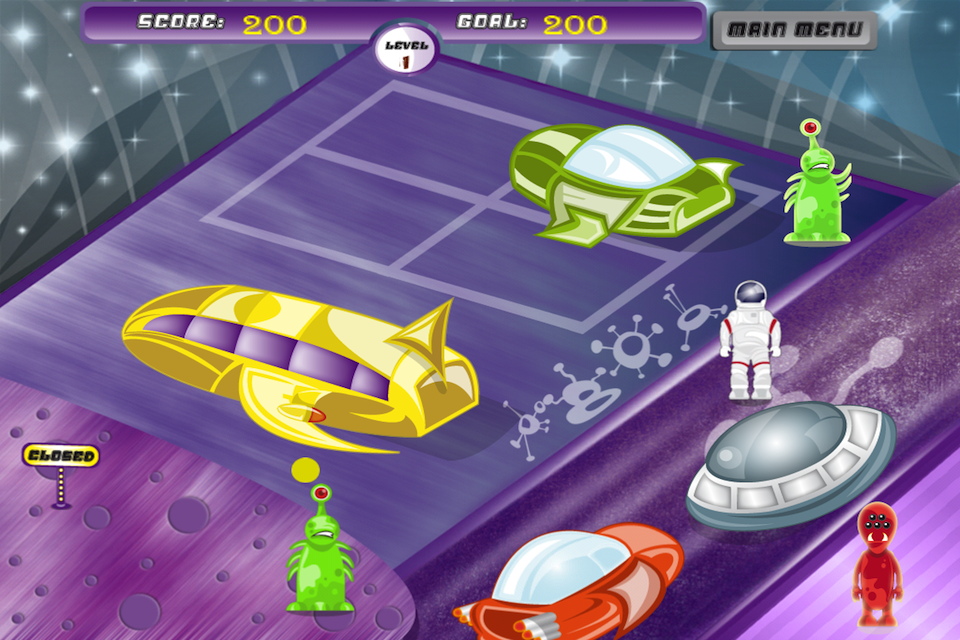 Screenshot Alien Parking